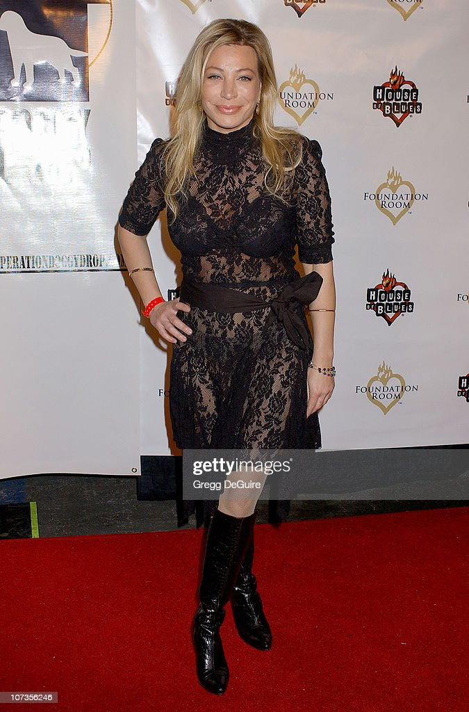 Taylor Dayne during Operation Doggy Drop Benefiting Aid to Pets Devastated by Hurricanes Katrina and Rita Arrivals at House of Blues in West...