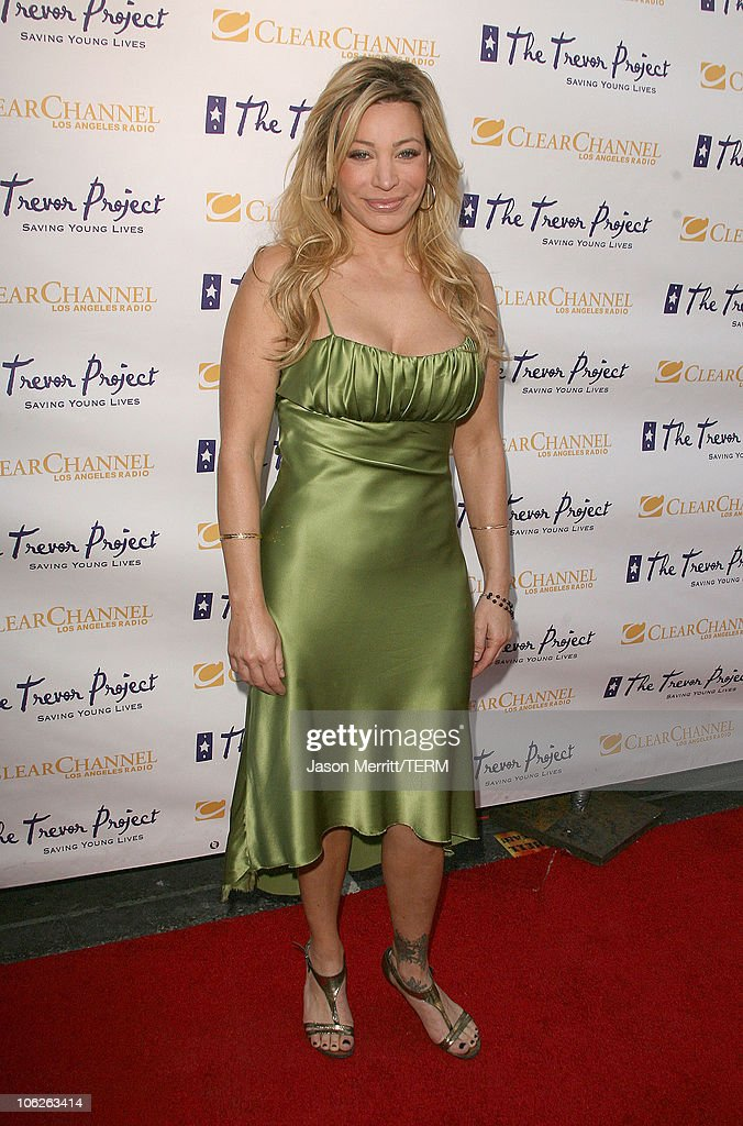 Taylor Dayne during The Trevor Project's Cracked Xmas 9 Arrivals at The Wiltern LG in Hollywood California United States