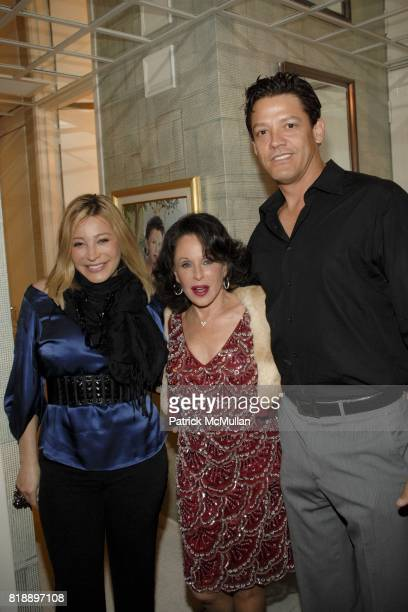 Taylor Dayne Nikki Haskell and Davee Youngblood attend Mayor Antonio Villaraigosa celebrates Nikki Haskell's Birthday at Sierra Towers on May 17th...