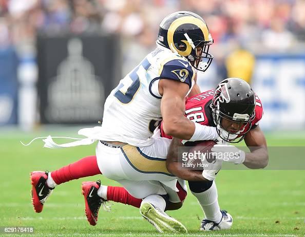 Atlanta Falcons v Los Angeles Rams : News Photo