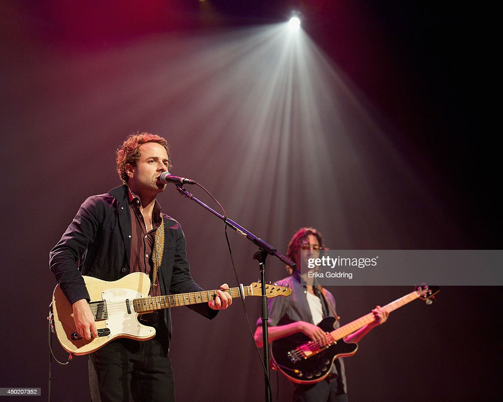 Dawes With Conor Oberst In Concert - Nashville, Tennessee