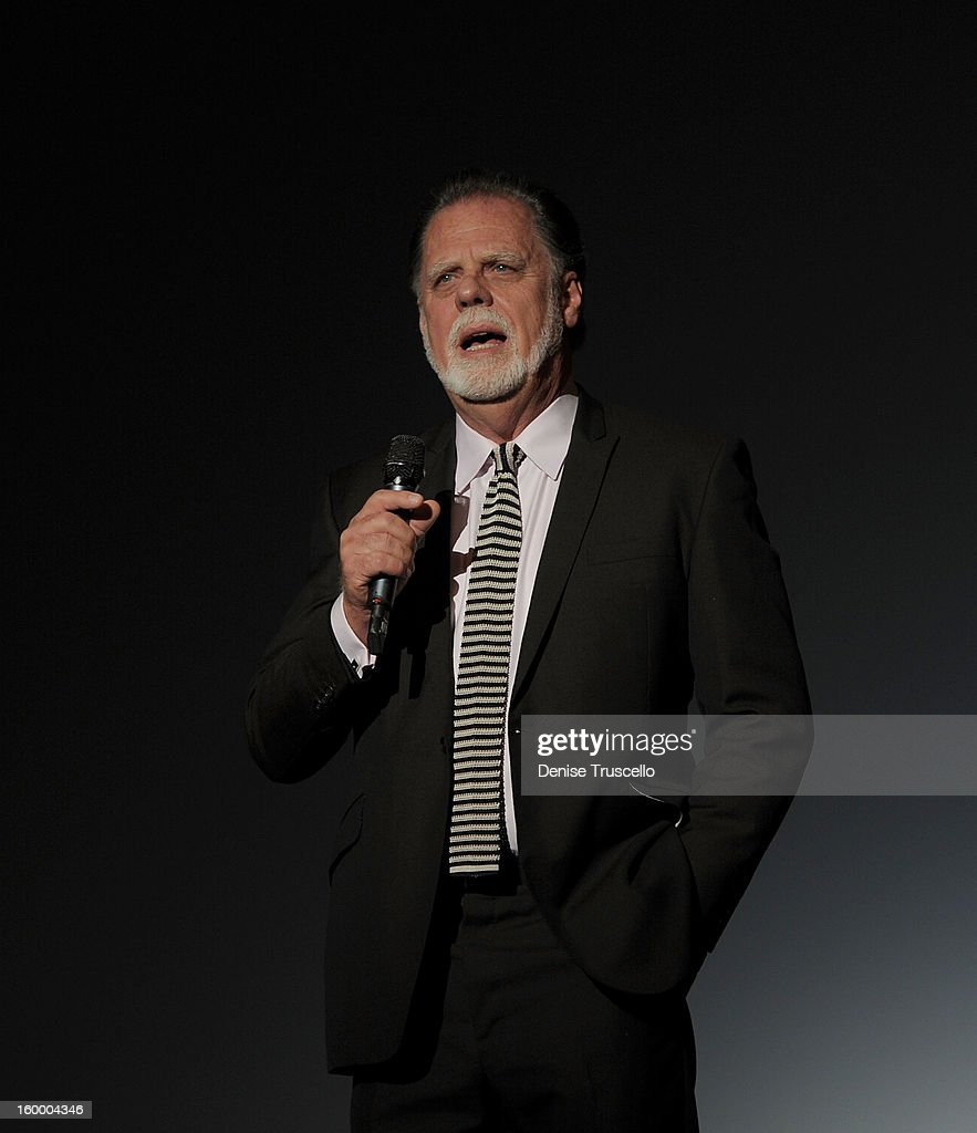 <a gi-track='captionPersonalityLinkClicked' href=/galleries/search?phrase=Taylor+Hackford&family=editorial&specificpeople=202623 ng-click='$event.stopPropagation()'>Taylor Hackford</a> during FilmDistrict's 'Parker'premiere at Planet Hollywood Casino Resort on January 24, 2013 in Las Vegas, Nevada.