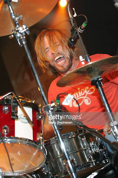 Taylor Hawkins The Coattail Riders during 20th Annual SXSW Film and Music Festival Taylor Hawkins The Coattail Riders at Austin Music Hall in Austin...