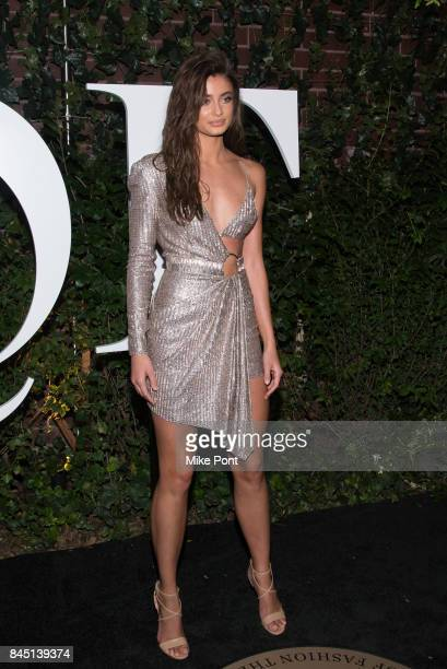 Taylor Hill attends the 2017 BoF 500 Gala at Public Hotel on September 9 2017 in New York City