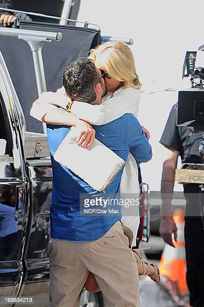 Taylor Kinney and Cameron Diaz as seen on June 4 2013 in New York City