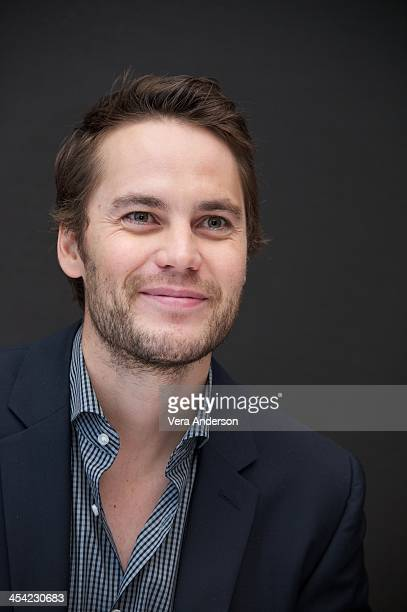 Taylor Kitsch at the 'Lone Survivor' Press Conference at Mandarin Oriental Hotel on December 6 2013 in New York City