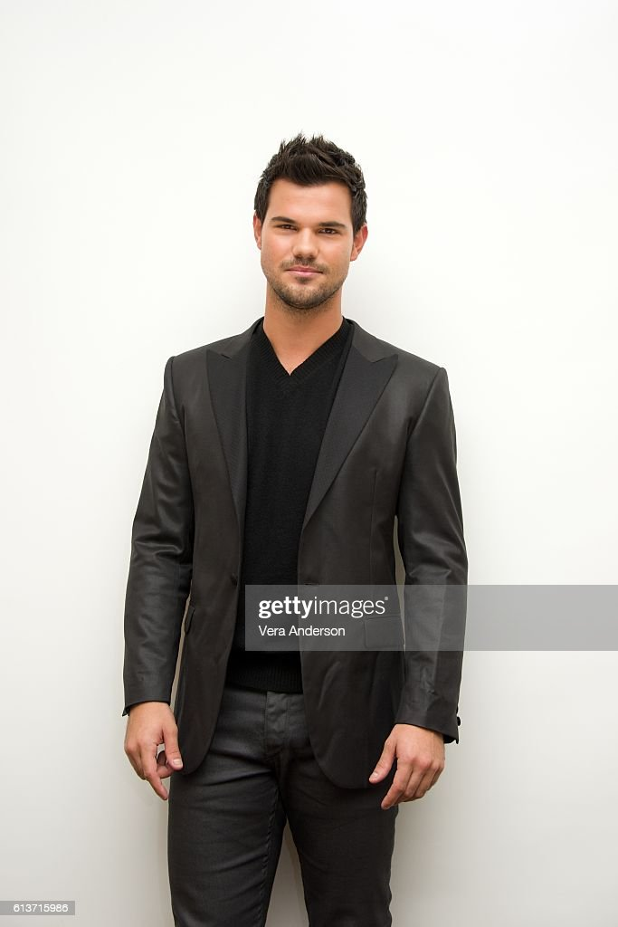 Taylor Lautner at the 'Scream Queens' Press Conference at the Four Seasons Hotel on October 7, 2016 in Beverly Hills, California.