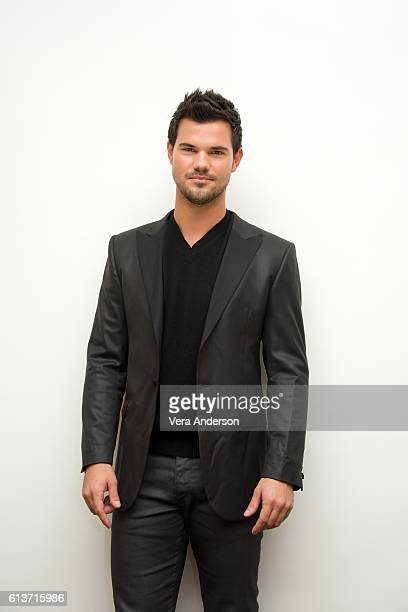 Taylor Lautner at the 'Scream Queens' Press Conference at the Four Seasons Hotel on October 7 2016 in Beverly Hills California