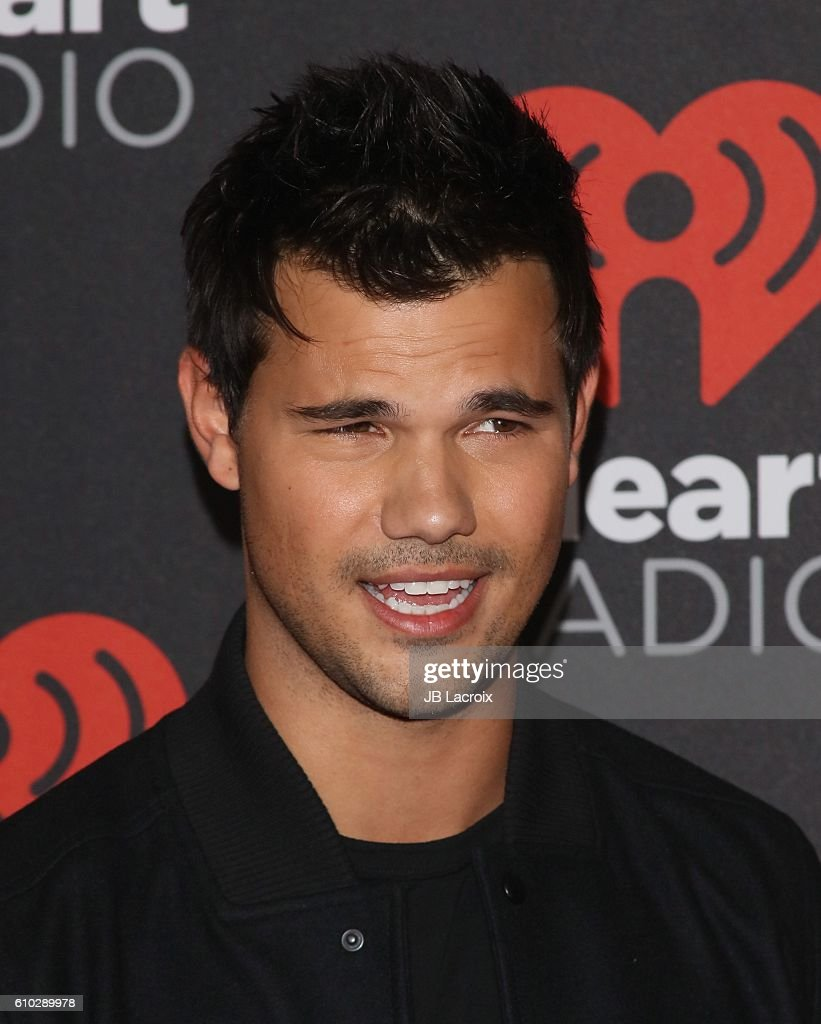 Taylor Lautner attends the 2016 iHeartRadio Music Festival at T-Mobile Arena on September 24, 2016 in Las Vegas, Nevada.