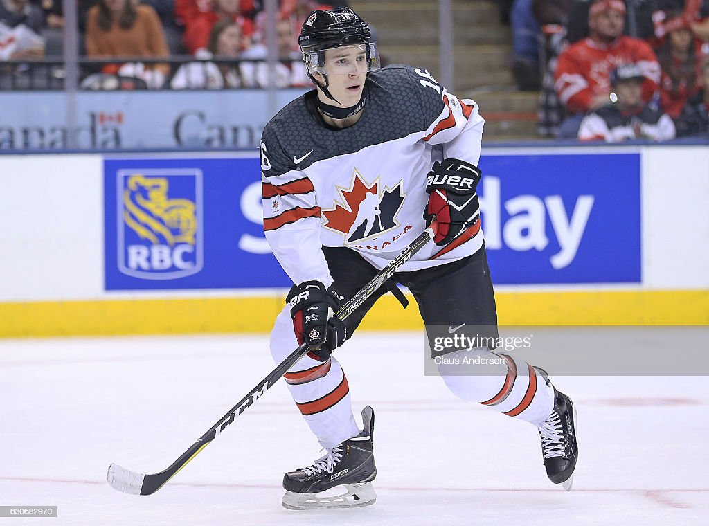 Latvia v Canada - 2017 IIHF World Junior Championship