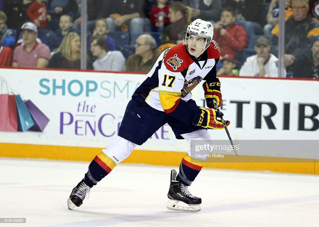 Erie Otters v Niagara IceDogs