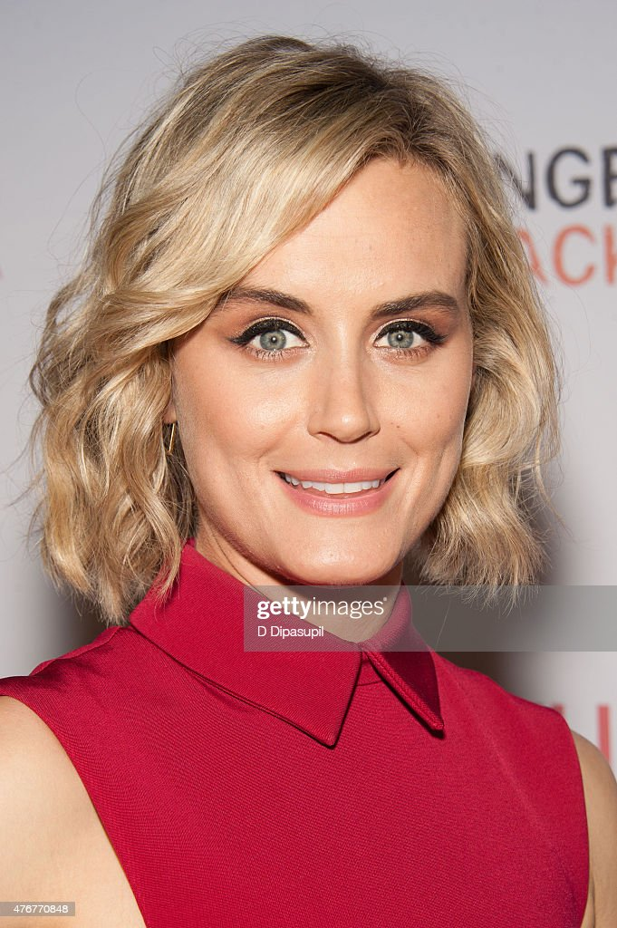 Taylor Schilling attends the 'Orangecon' Fan Event at Skylight Clarkson SQ. on June 11, 2015 in New York City.
