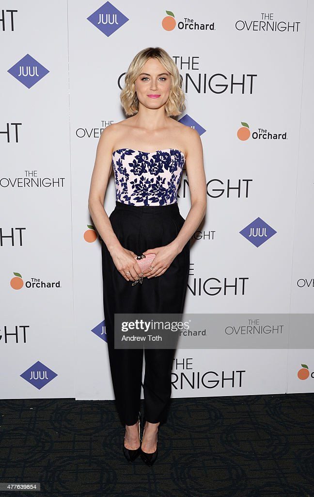 """The Overnight"" New York Premiere"