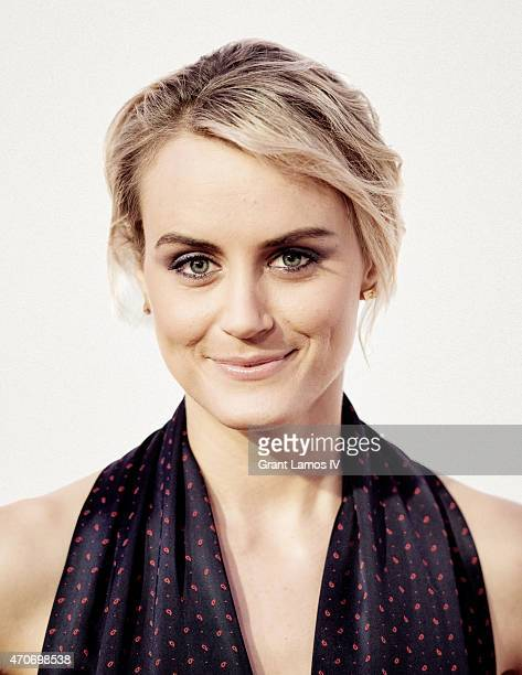 Taylor Schilling attends 'The Overnight' premiere during the 2015 Tribeca Film Festival at BMCC Tribeca PAC on April 21 2015 in New York City