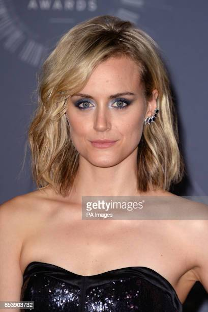 Taylor Schilling backstage in the MTV Video Music Awards 2014 Press Room at the MTV Video Music Awards 2014 at The Forum in Inglewood Los Angeles