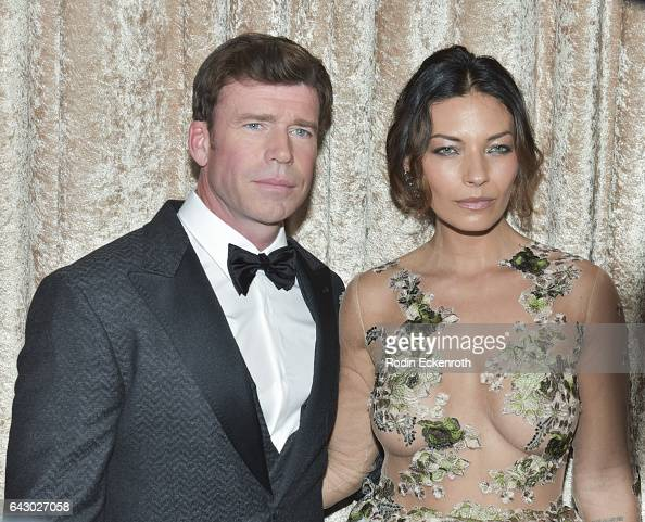 Taylor Sheridan attends 2017 Writers Guild Awards LA Ceremony at The Beverly Hilton Hotel on February 19 2017 in Beverly Hills California