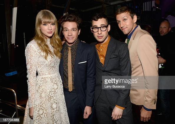 Taylor Swift and Nate Ruess...