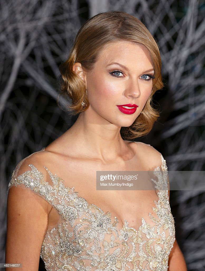 <a gi-track='captionPersonalityLinkClicked' href=/galleries/search?phrase=Taylor+Swift&family=editorial&specificpeople=619504 ng-click='$event.stopPropagation()'>Taylor Swift</a> attends the Centrepoint Winter Whites Gala at Kensington Palace on November 26, 2013 in London, England.