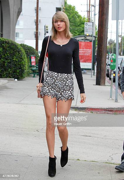 Taylor Swift is seen in Los Angeles on May 08 2015 in Los Angeles California