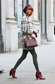 Taylor Swift is seen in New York City on December 19 2014 in New York City