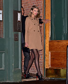 Taylor Swift seen on the streets of Manahttan on February 17 2015 in New York City