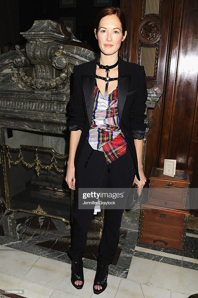 Taylor Tomasi Hill attends Moda Operandi and St. Regis Hotels & Resorts event 'A Midnight Supper' to celebrate the launch of the exclusive Punk Collection on preview at The St Regis New York on May 4, 2013 in New York City.