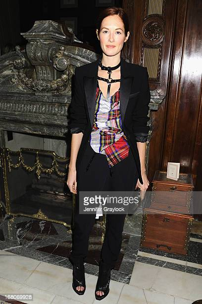 Taylor Tomasi Hill attends Moda Operandi and St Regis Hotels Resorts event 'A Midnight Supper' to celebrate the launch of the exclusive Punk...