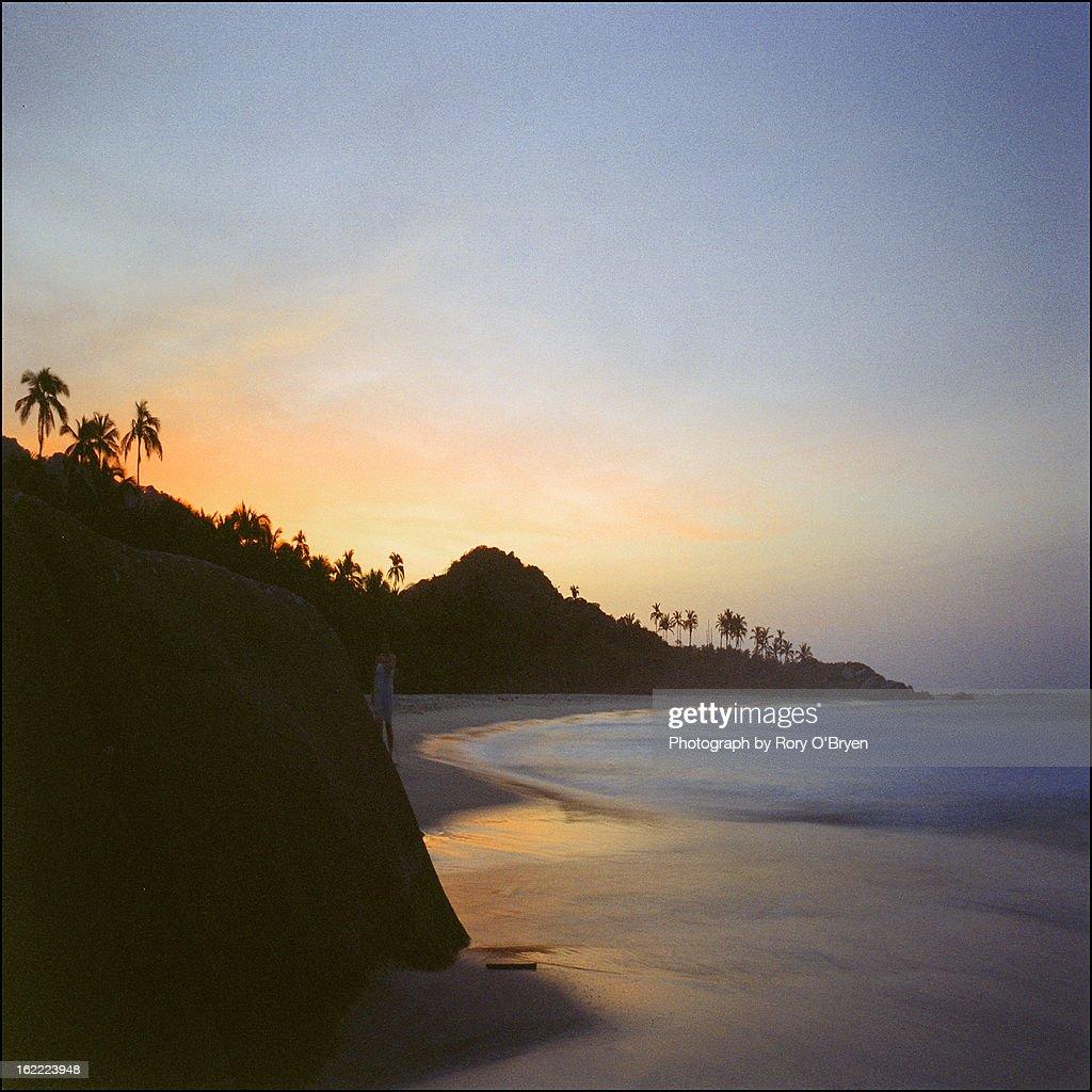 Tayrona sunset