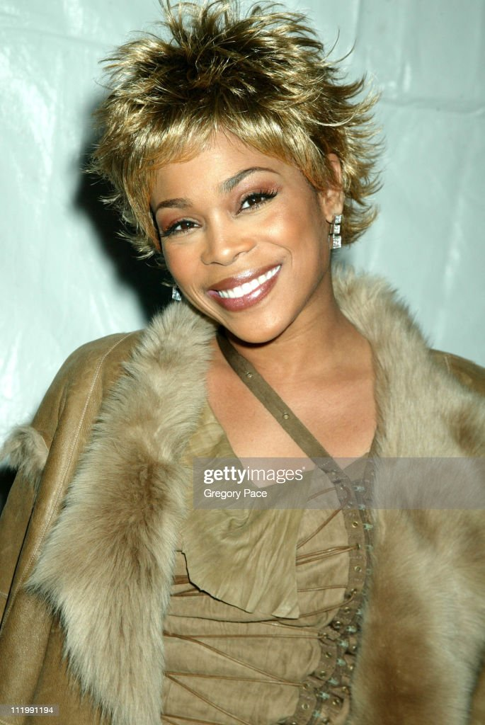TBoz of TLC during 2003 Clive Davis PreGRAMMY Party at The Regent Wall Street in New York NY United States