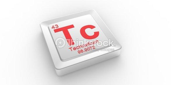Tc symbol 43 material for technetium chemical element stock photo tc symbol 43 material for technetium chemical element stock photo urtaz Images