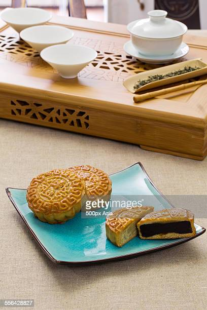 Tea and Mooncake