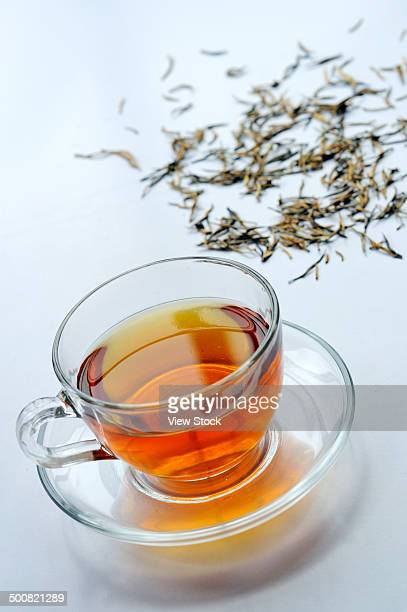 Tea and tea cup