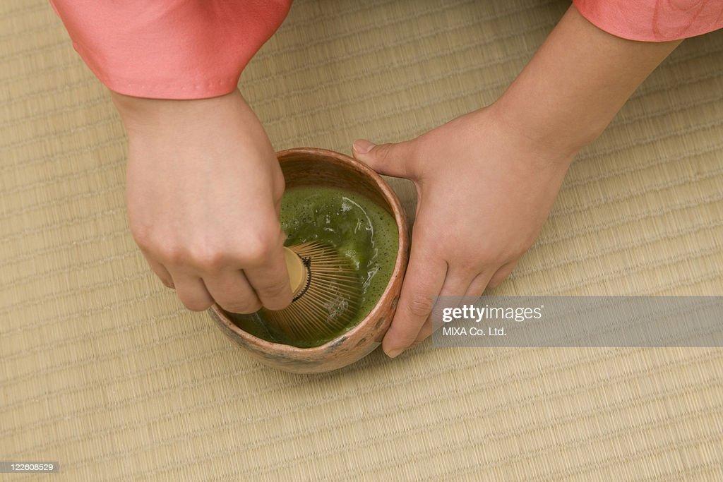 Tea Ceremony : Stock Photo