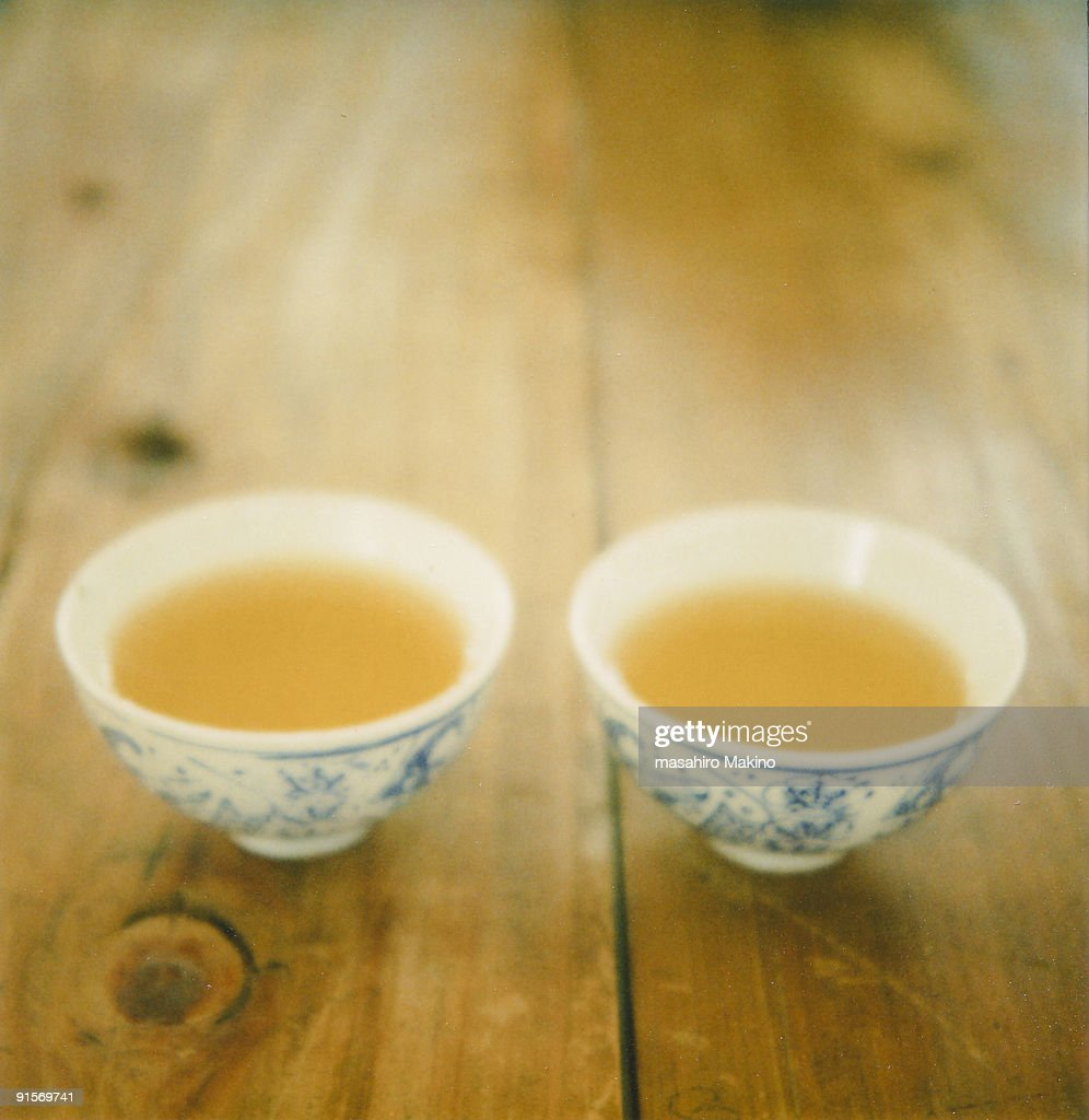 Tea for Two : Stock Photo