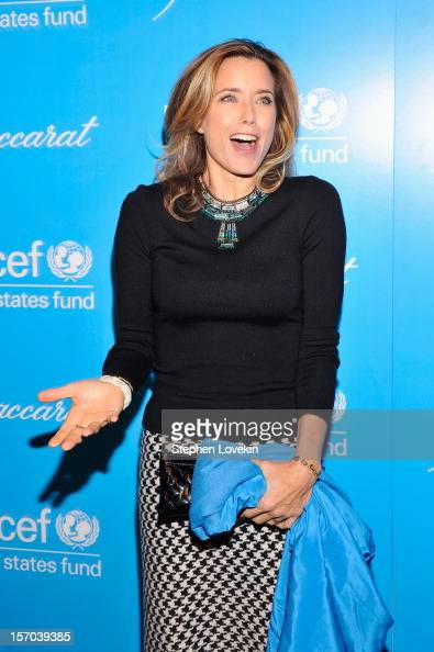 Tea Leoni attends the Unicef SnowFlake Ball at Cipriani 42nd Street on November 27 2012 in New York City