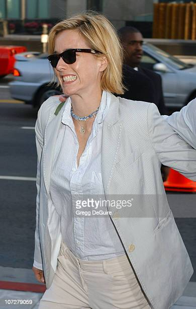 Tea Leoni during 'Fahrenheit 9/11' Special Screening's at AMPAS and Music Hall Theatre Arrivals at Academy Theatre and Music Hall Theatre in Beverly...
