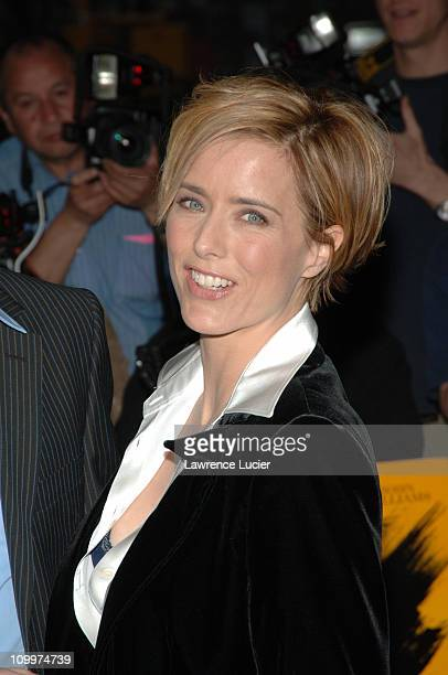 Tea Leoni during House of D New York Premiere at Loews Lincoln Square in New York City New York United States