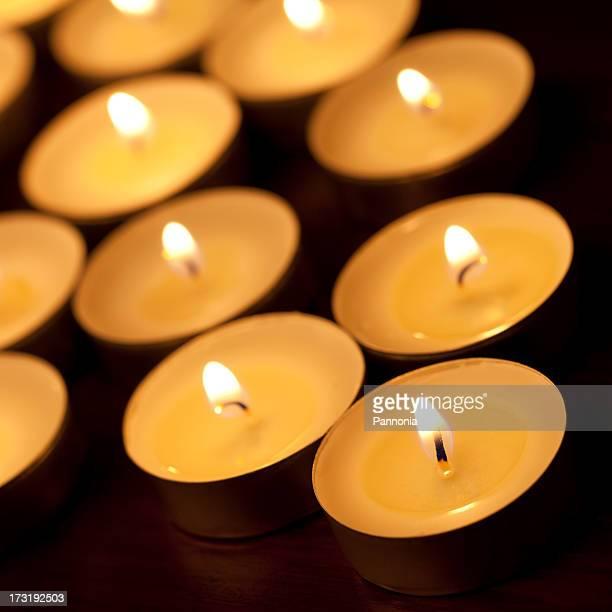 Tee Licht-Kerzen
