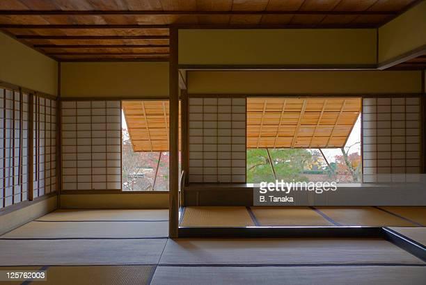 Tea Pavilion at Kyoto's Shugakuin Imperial Villa