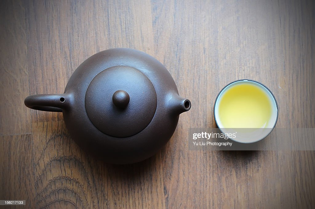 Tea set : Stock Photo