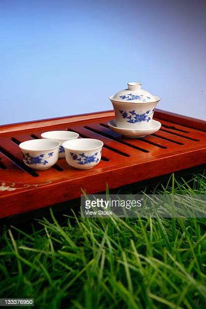 tea set,still life