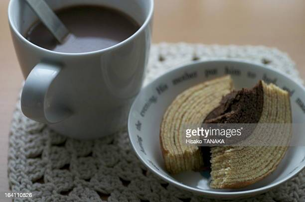 Tea Time with Baumkuchen