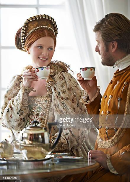 Tea with the Countess