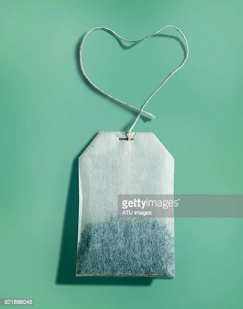 Teabag heart
