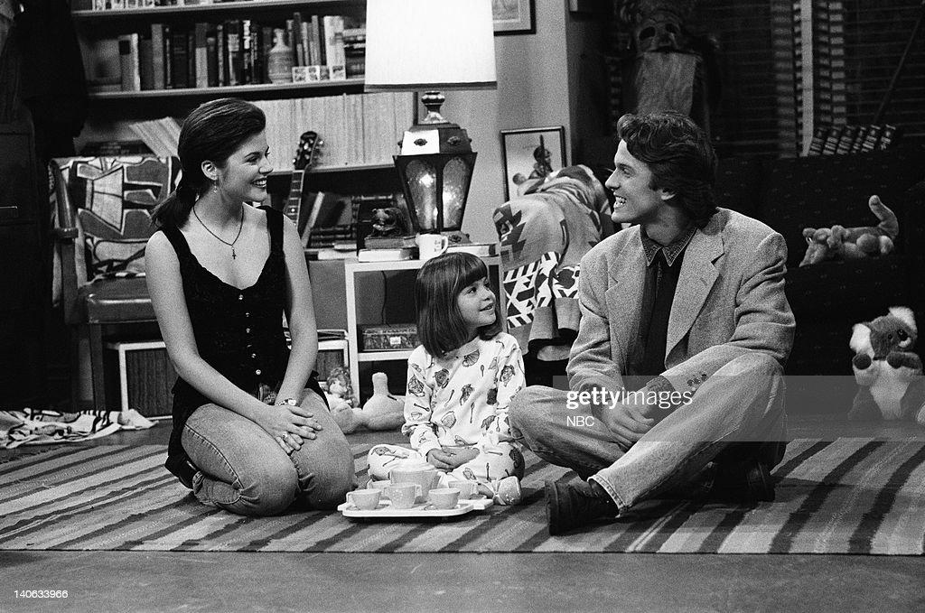 YEARS 'Teacher's Pet' Episode 12 Air Date Pictured Tiffani Thiessen as Kelly Kapowski Jamie Renee Smith as Abby Lasky Patrick Fabian as Professor...