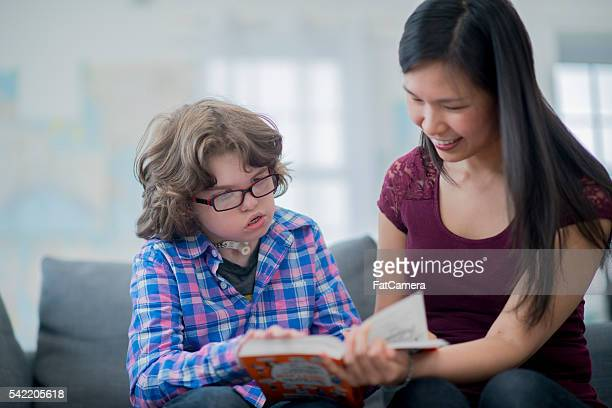 Teaching a Deaf Child