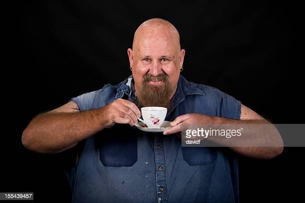 Homem Teacup (expressão inglesa)