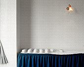 Teacups on a table