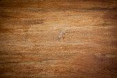 Teak wood background horizontal drop shadow
