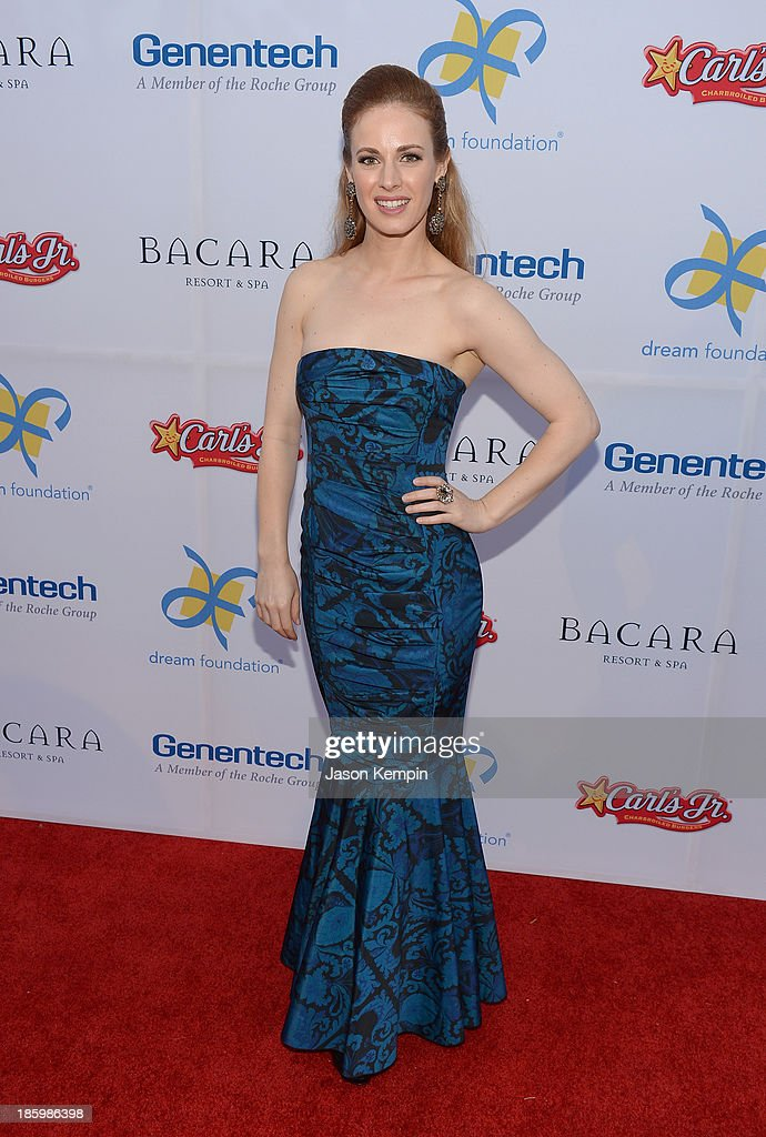 Teal Wicks attends the 12th Annual Celebration Of Dreams Gala at Bacara Resort And Spa on October 26, 2013 in Santa Barbara, California.